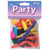  Novelty Balloons (pack&nbsp;quantity&nbsp;20) 