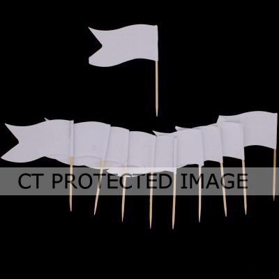 Caroline Sandwich Flags (pack quantity 10)