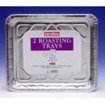  Roasting Trays (pack&nbsp;quantity&nbsp;2) 
