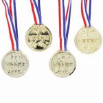  Winner Medals (pack&nbsp;quantity&nbsp;4) 