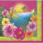 Luau Party 33cm Napkins (pack quantity 16)