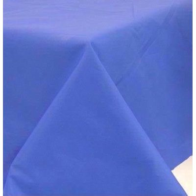 54x108 Inch 3ply Lined Royal Blue Tablecover
