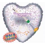 Congratulations Engagement 18 Inch Foil Balloon