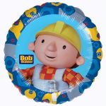 Bob The Builder 18 Inch Foil Balloon