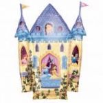 Princess Castle Jumbo Foil Balloon