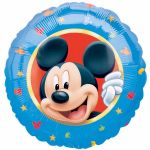 Mickey Portrait 18 Inch Foil Balloon
