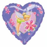 Tinkerbell 18 Inch Foil Balloon