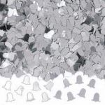 Wedding Bells Sil Metallic Confetti