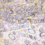 Engagement Metallic Confetti