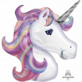 Unicorn Super Shaped Foil Balloon Foil Balloon