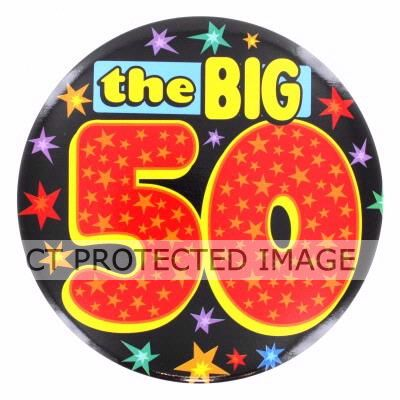 The Big 50 Big Badge