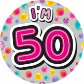 50 Today Big Badge