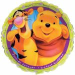 Tigger & Pooh 18 Inch Foil Balloon