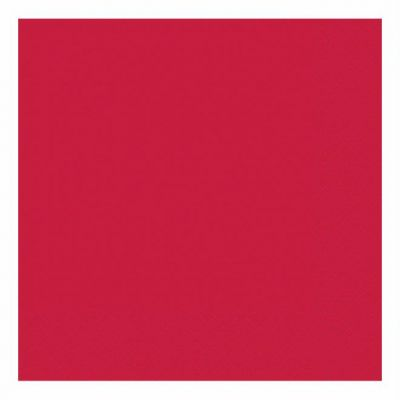  2ply Red 33cm Napkins (pack&nbsp;quantity&nbsp;50) 