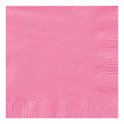  2ply Hot Pink 33cm Napkins (pack&nbsp;quantity&nbsp;20) 