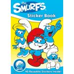 The Smurfs Sticker Book