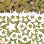 Gold Stars Metallic Confetti