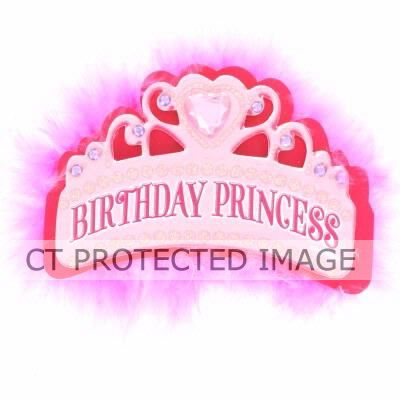 Princess 10cm Button Badge