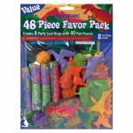 Prehistoric Party Favor Pack