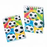 Football Notebook (pack quantity 12)