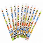 Football Pencils (pack quantity 12)