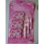 Fairy Party Post It & Pen Sets (pack quantity 3)