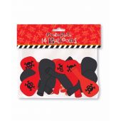 Pirates Balloons (pack quantity 14)