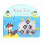 Pirates Bouncy Balls (pack quantity 6)