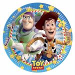  Toy Story Star Pow Paper Plates (pack&nbsp;quantity&nbsp;8) 