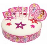 19pc Princess Cake Decorating Kit