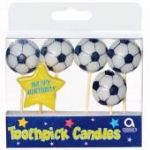 Championship Soccer Candles