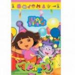 Dora The Explorer Lootbags (pack quantity 8)