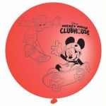  Mickey Mouse Punchball Balloons (pack&nbsp;quantity&nbsp;4) 