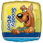 Scooby-doo Sqaure 18 Inch Foil Balloon