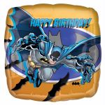 Happy Birthday Batman 18 Inch Foil Balloon