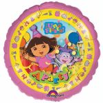 Dora The Explorer 18 Inch Foil Balloon