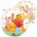 Super Clear Pooh 26 Inch Foil Balloon