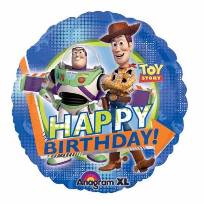 Toy Story 3 18 Inch Foil Balloon