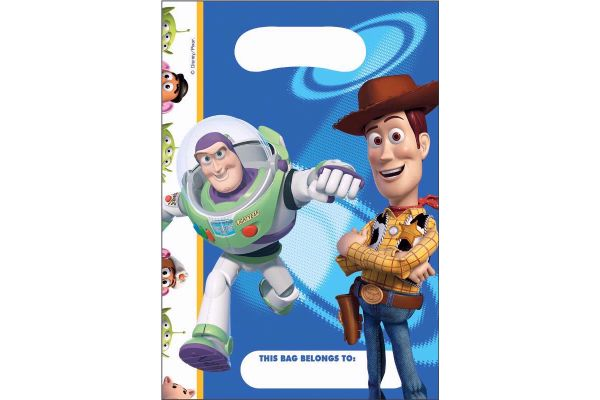  Toy Story 3 Lootbags (pack&nbsp;quantity&nbsp;6) 