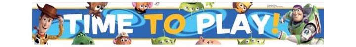 Toy Story 3 90cm Banner
