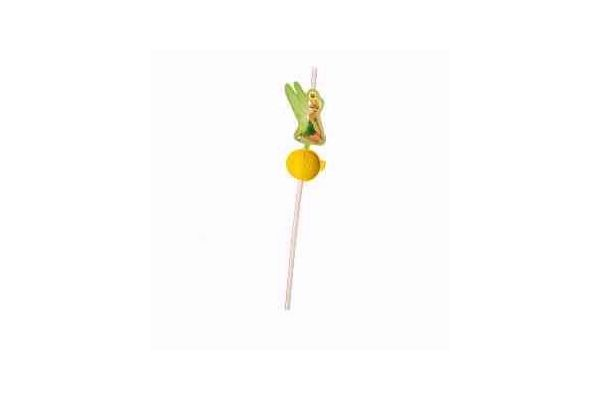  Tinkerbell Straws (pack&nbsp;quantity&nbsp;6) 