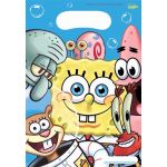  Sponge Bob Lootbags (pack&nbsp;quantity&nbsp;6) 