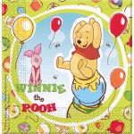  Winnie & Piglet 33cm Napkins (pack&nbsp;quantity&nbsp;20) 