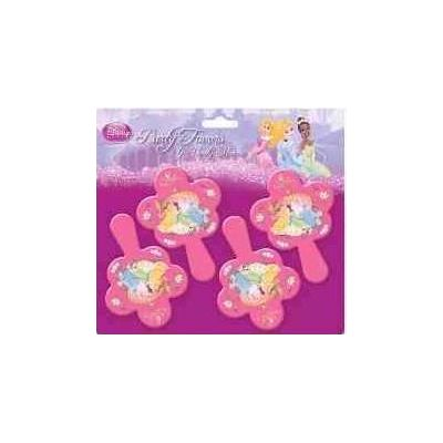  Disney Princess Mirrors (pack&nbsp;quantity&nbsp;4) 