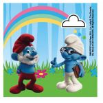  Smurfs 33cm Napkins (pack&nbsp;quantity&nbsp;20) 