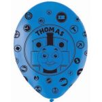  Thomas Tank 11 Inch Balloons (pack&nbsp;quantity&nbsp;6) 
