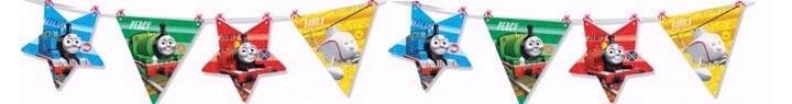 Thomas Tank Make Your Own Banner (pack quantity 4)