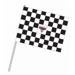 Cars Checkered Flags (pack quantity 4)