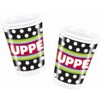 180ml Muppets Cups (pack quantity 10)