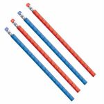Lego City Pencils (pack quantity 12)
